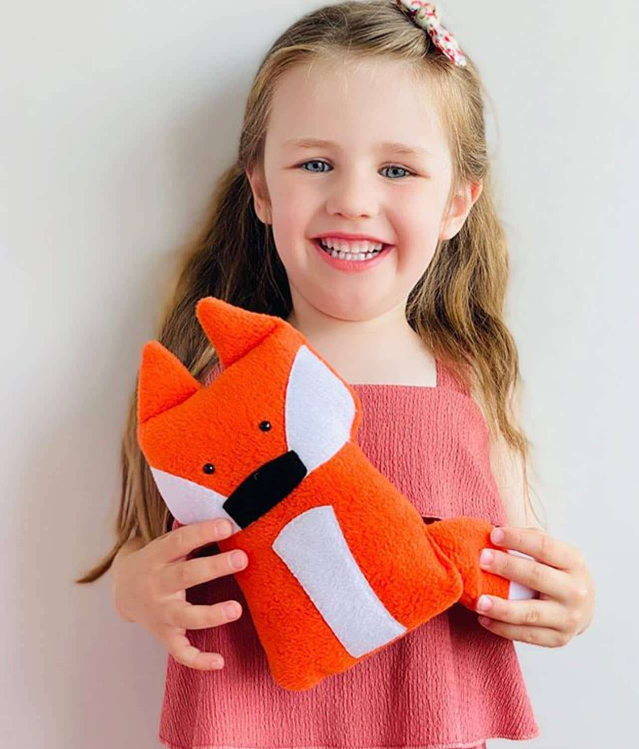 fox soft toy for kids