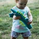 Crocodile Soft Toy