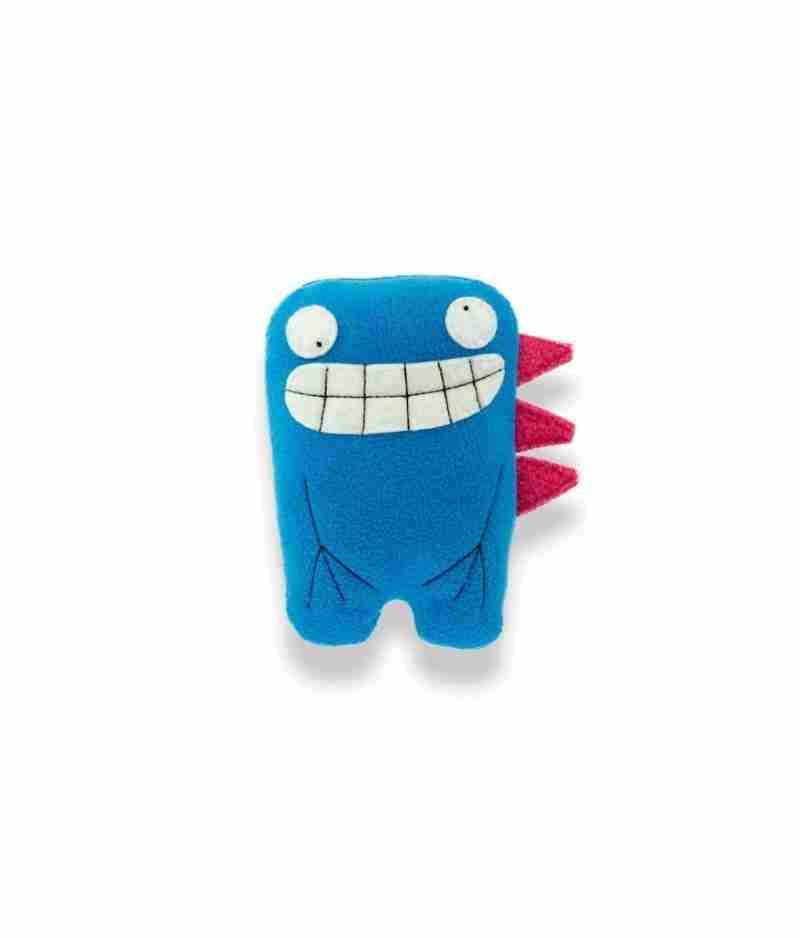 Dalton Twin Blue Dino Soft Toy