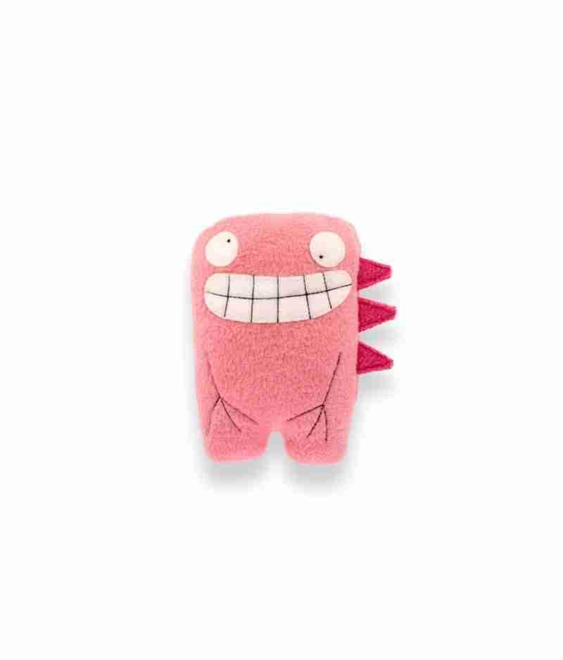 Dalton Twin Pink Dino Soft Toy