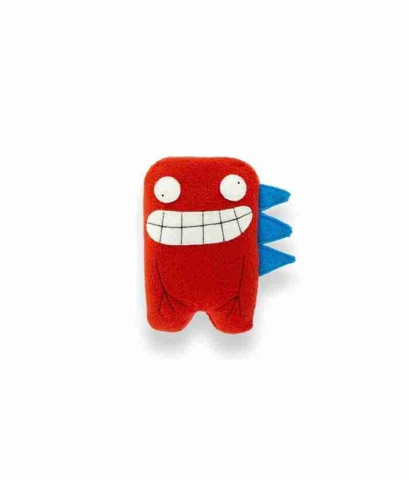 Dalton Twin Red Dino Soft Toy