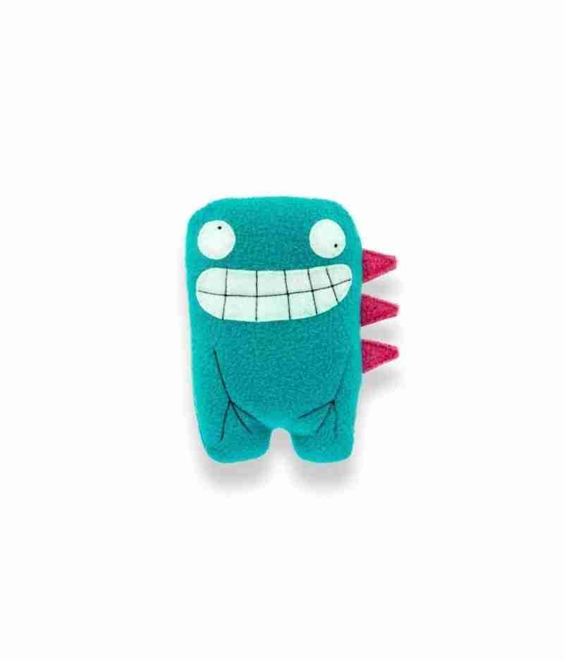 Dalton Twin Teal Dino Soft Toy