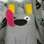 Plush Eddie Dog