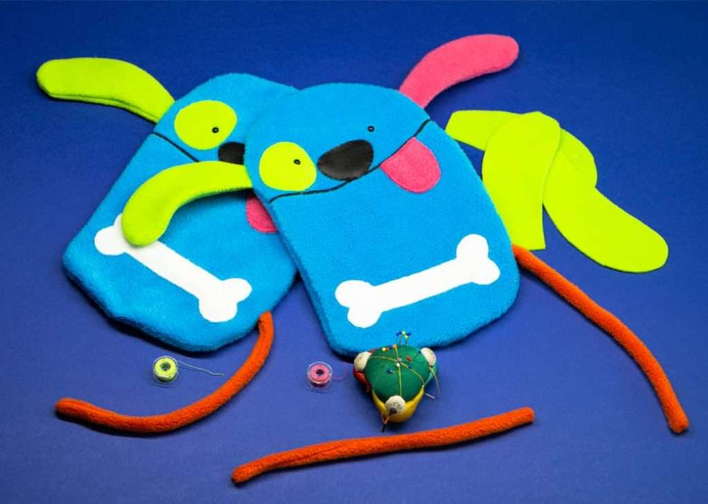 Handmade Jimmy Chew Toy
