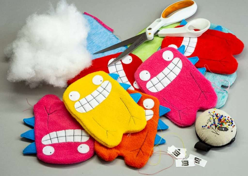 Dalton Twin handmade toys