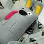 Cute Doggie Plushie