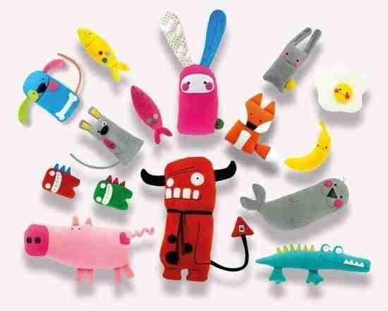 Maua Gang Handmade Soft Toys