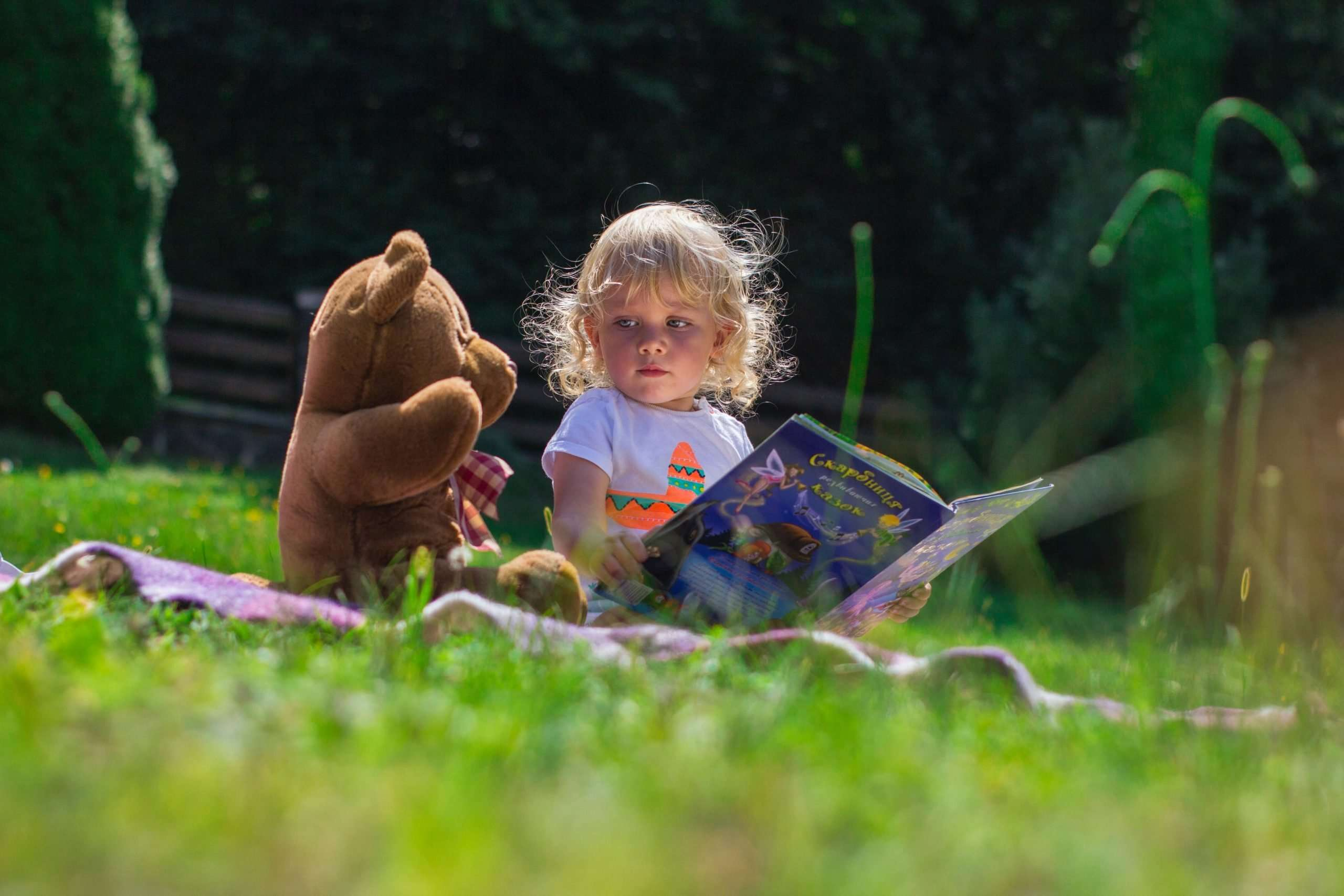 Best ideas to play with teddy bear