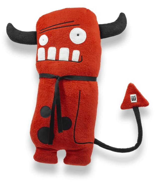 Handmade Soft Devil Toys Benefits