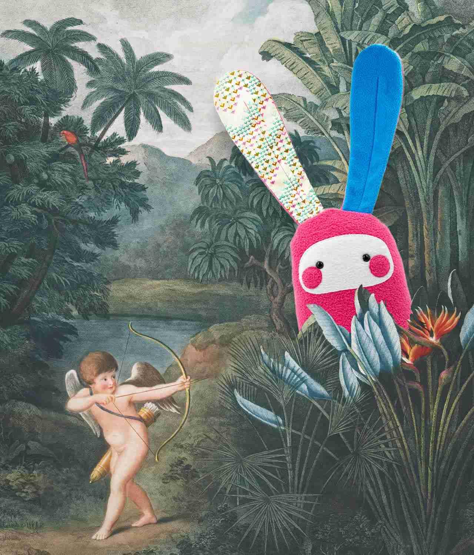Jo Bunny Teddy