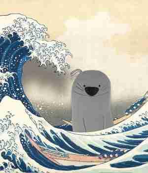Plush Seal Kanagawa