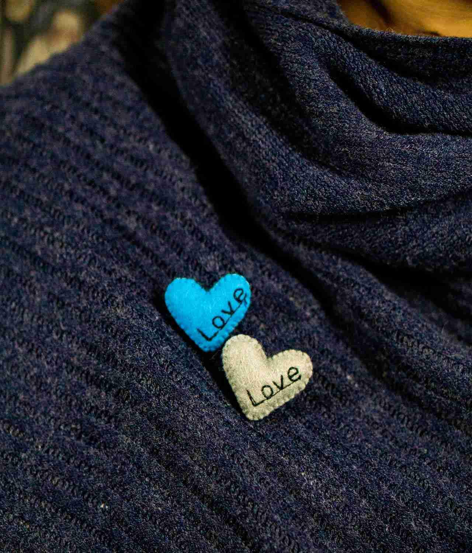 Love Pin Women