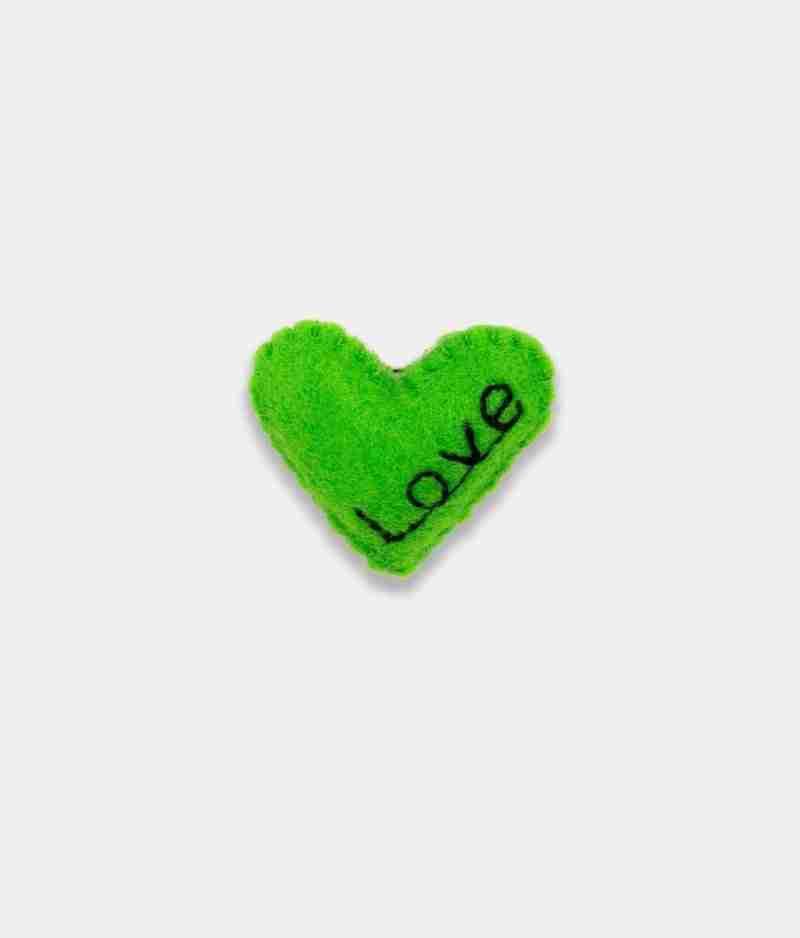 Love Lime Brooch