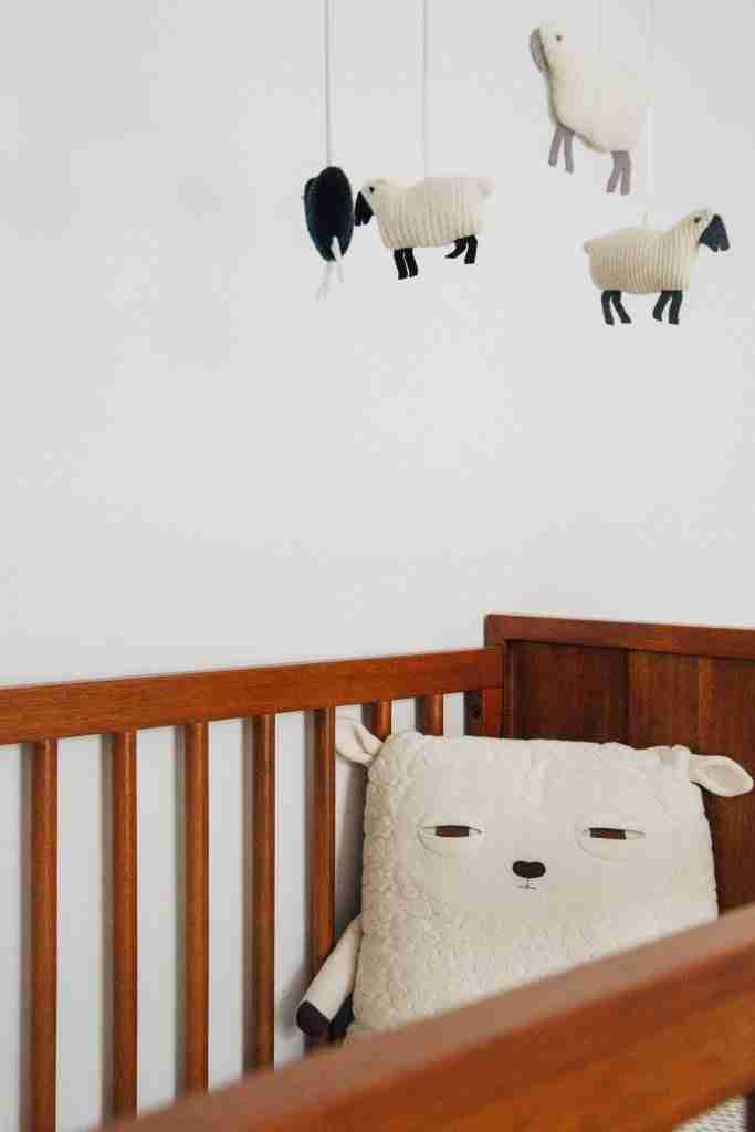 Simple Nursery room