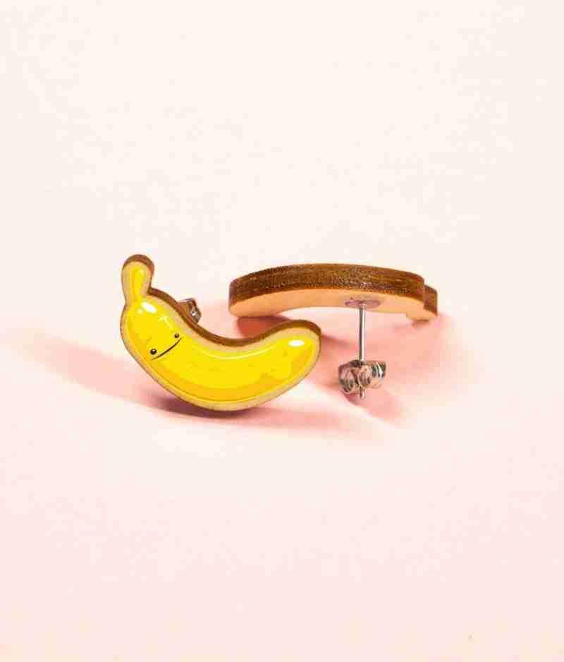 Banana Quirky Jewellery