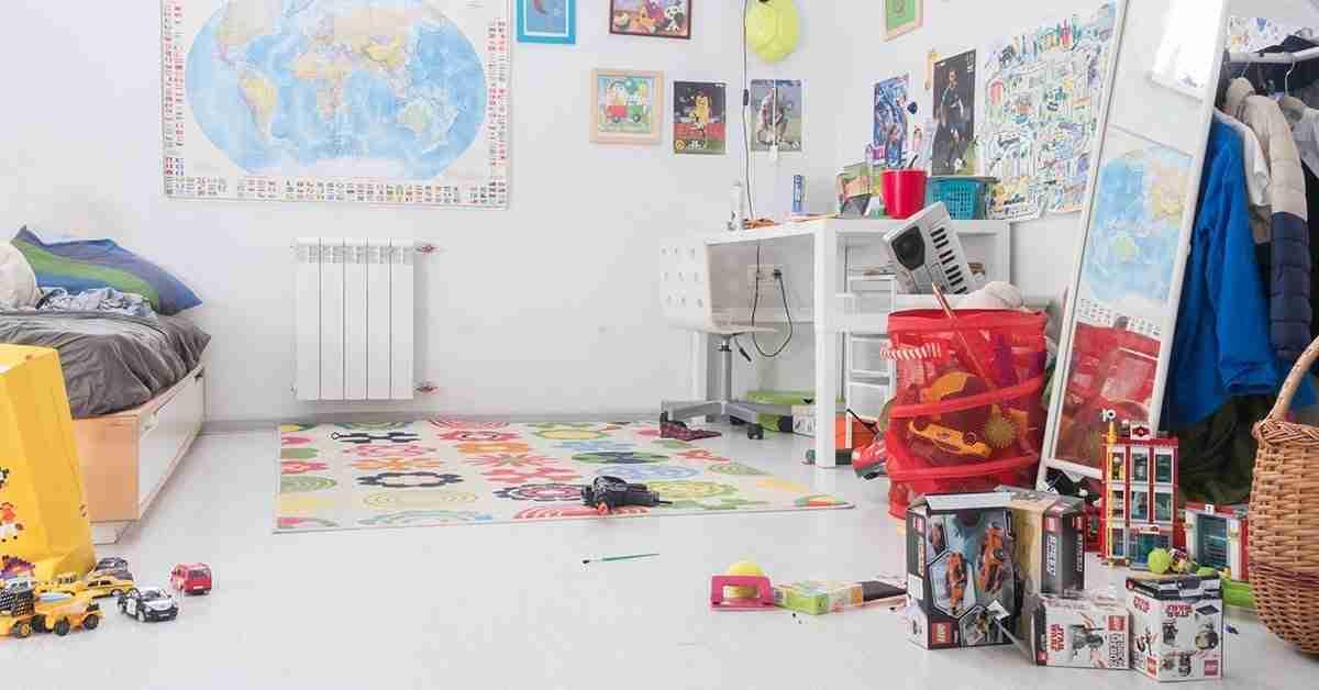 Organize baby room